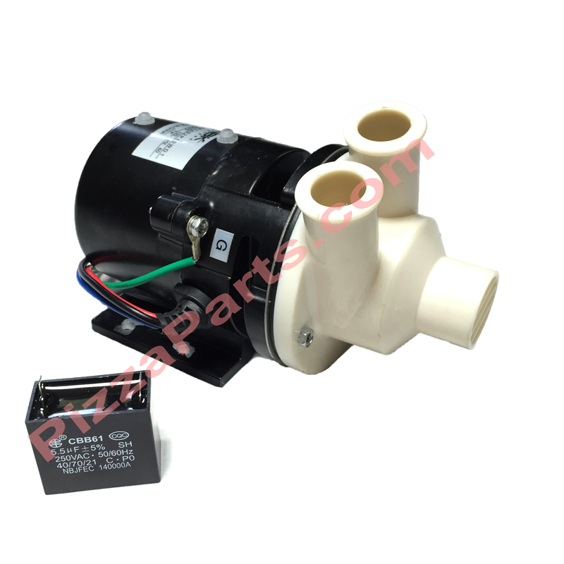 HOSHIZAKI PA0613 PUMP MOTOR ASSEMBLY REPLACEMENT