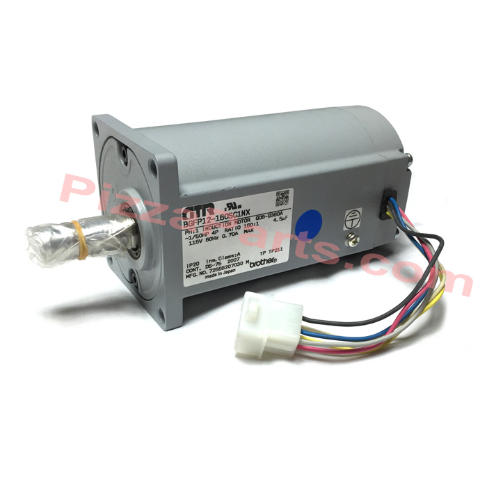 Lincoln 370378 Motor 115V W/Pins & Housng