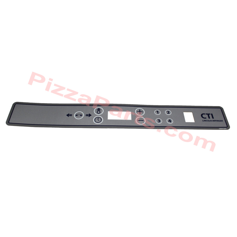 Lincoln 371430 Dcti Membrane Switch