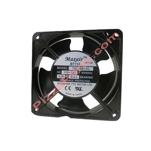 Lincoln 369124 Replacement Cooling Fan Axial X-Fan