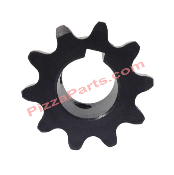 "Lincoln 369066 Sprocket for Conveyor Motor 1/2"" bore"