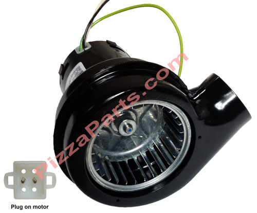 LINCOLN 369589 Burner Blower Motor Replacement 220V