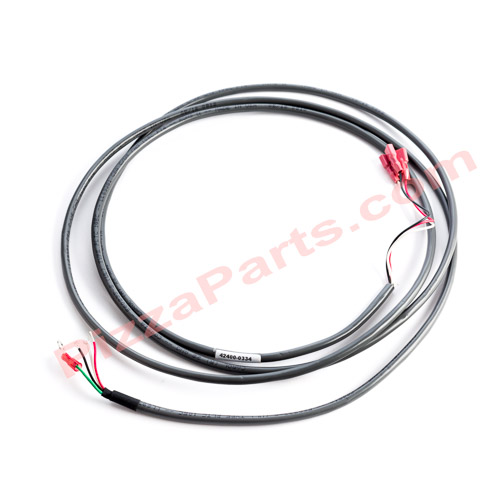 Middleby 42400-0334 ASSY,SHIELDED CABLE (310/360)