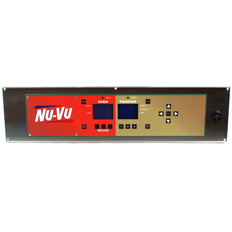 NUVU 112-9153 PROGRAMMABLE CONTROL PANEL FOR SUB-123P