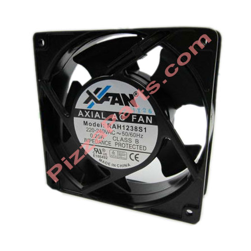 NU-VU 97525 Cooling Fan,230V