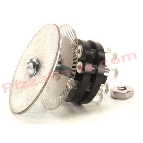 Lincoln 369151 Coupling & Encoder Disc Assembly