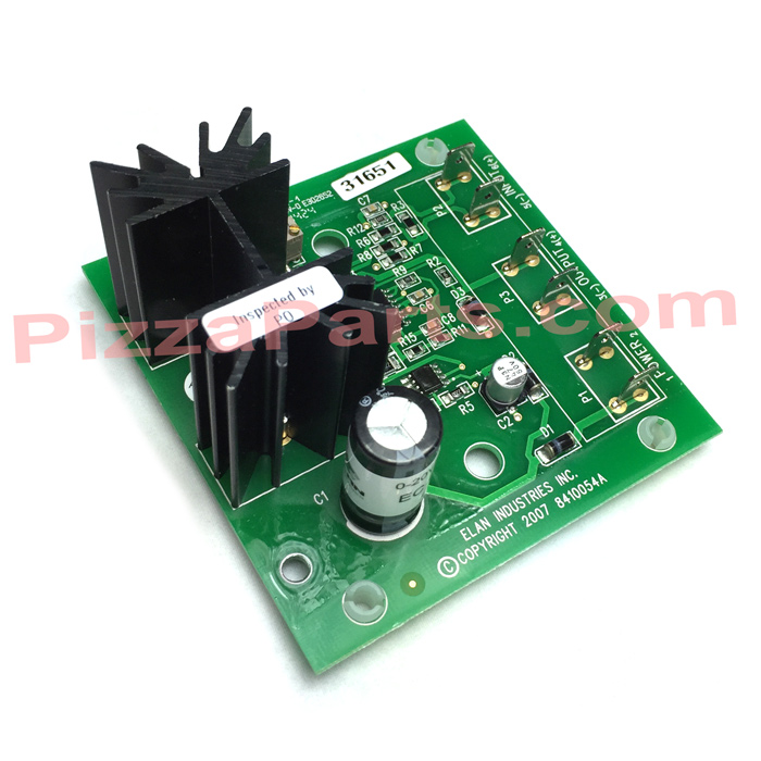 Middleby 31651 AMPLIFIER,SIGNAL 4-20VDC