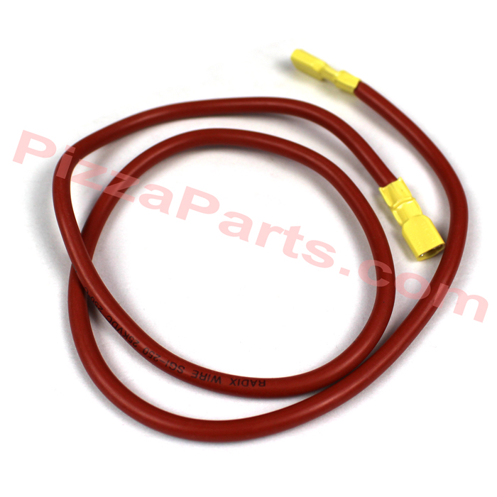 "Middleby 58836 Ignition Wire 5MM 27"" LG"